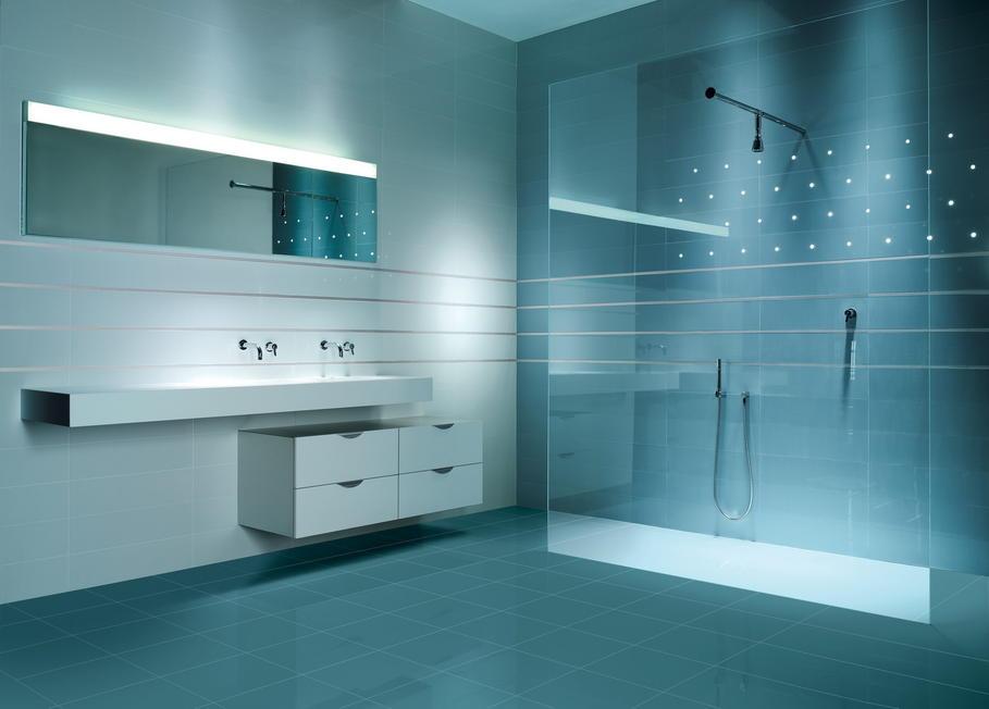 Une salle de bains modernisée en vraie pièce à vivre - Sofa Concet ...